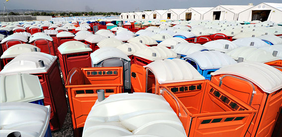 Champion Portable Toilets in Anaheim,  CA